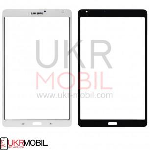 Стекло дисплея Samsung T700 Galaxy Tab S 8.4, White