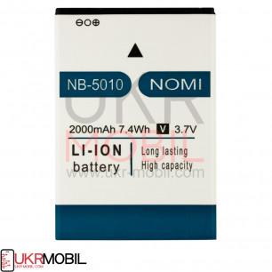 Акумулятор Nomi i5010 NB-5010 (2000mAh)