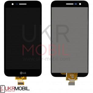 Дисплей LG K10 (2017) M250, K10 (2017) X400, с тачскрином, Black