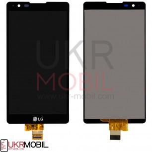 Дисплей LG K220DS X Power, с тачскрином, Black