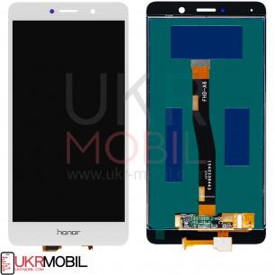Дисплей Huawei GR5 2017 (BLN-L21), Honor 6X, Mate 9 Lite, с тачскрином, High Copy, White