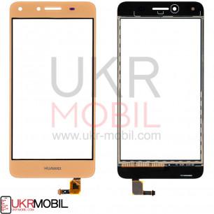 Сенсор (тачскрин) Huawei Y5 II (CUN-U29, CUN-L21), Honor 5, Honor Play 5, Gold