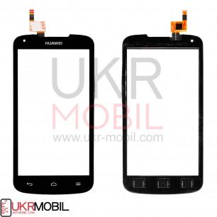 Сенсор (тачскрин) Huawei Ascend Y520 U22, Black