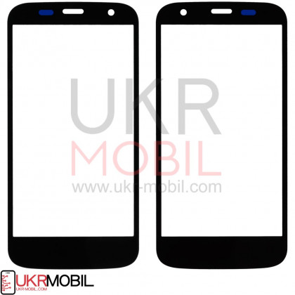 Стекло дисплея Motorola Moto G XT1032, Black - ukr-mobil.com