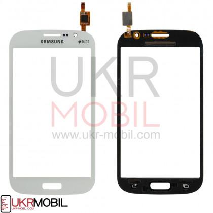 Сенсор (тачскрин) Samsung I9060i Galaxy Grand Neo, White - ukr-mobil.com