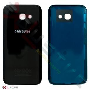 Задняя крышка Samsung A520 Galaxy A5 2017, High Copy, Black