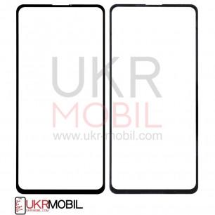 Стекло дисплея Xiaomi Mi 9T, Mi 9T Pro, Redmi K20, Redmi K20 Pro, Original, Black