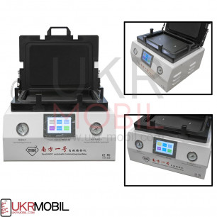 Устройство для склеивания дисплейного модуля, прес+автоклав, с автозамками (all in one) TBK-808