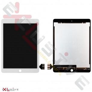 Дисплей Apple iPad Pro 9.7 (A1673, A1674, A1675), с тачскрином, Original PRC, White