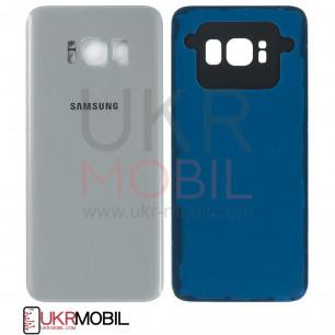 Задняя крышка Samsung G950 Galaxy S8, High Copy, Silver