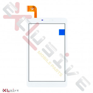 Сенсор (тачскрин) Nomi C070010 Corsa, размер:184*108 мм, White