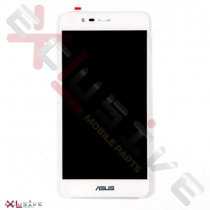 Дисплей Asus Zenfone 3 Max ZC520TL (X008D), с тачскрином, High Copy, White, фото № 1 - ukr-mobil.com