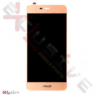 Дисплей Asus Zenfone 3 Max ZC520TL (X008D), с тачскрином, High Copy, Gold