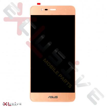 Дисплей Asus Zenfone 3 Max ZC520TL (X008D), с тачскрином, High Copy, Gold, фото № 1 - ukr-mobil.com