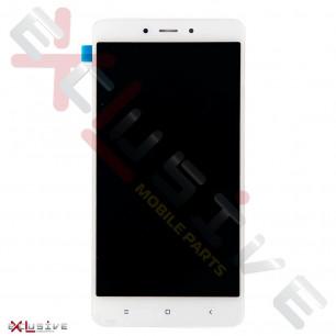 Дисплей Xiaomi Redmi Note 4 с тачскрином White