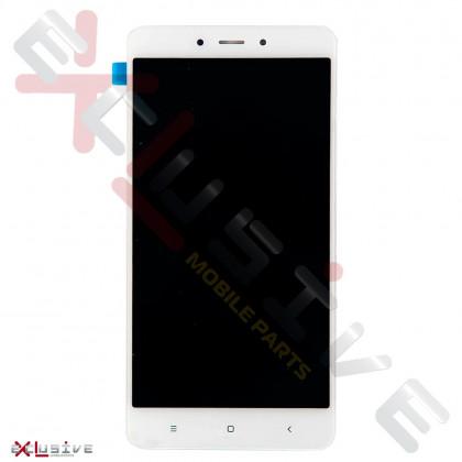 Дисплей Xiaomi Redmi Note 4 с тачскрином White, фото № 1 - ukr-mobil.com
