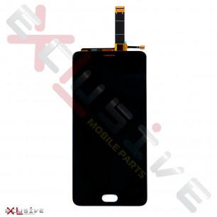 Дисплей Meizu U20 U685H, с тачскрином, Black