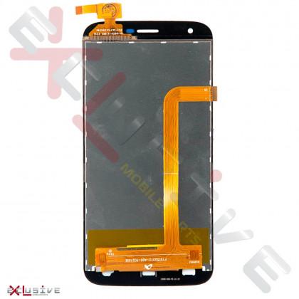 Дисплей Doogee Y100 Pro, Valencia 2, с тачскрином, Black, фото № 2 - ukr-mobil.com