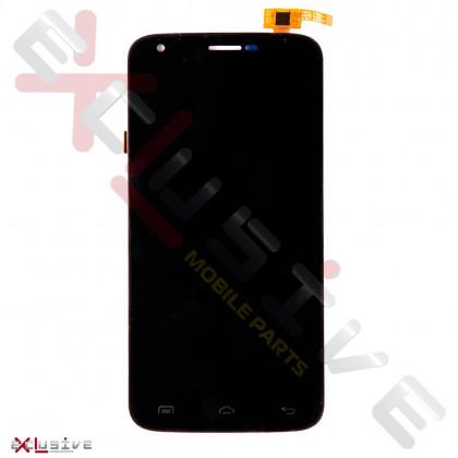 Дисплей Doogee Y100 Pro, Valencia 2, с тачскрином, Black, фото № 1 - ukr-mobil.com