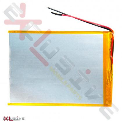 Аккумулятор для планшета 4.5*75*105 мм, (5500 mAh), фото № 2 - ukr-mobil.com