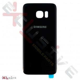 Задняя крышка Samsung G935 Galaxy S7 Edge, High Copy, Black