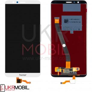 Дисплей Huawei Honor 7X (BND-L21, L22, AL10, L31) с тачскрином, White