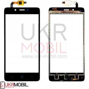 Сенсор (тачскрин) Elephone P6000, P6000 Pro, Black