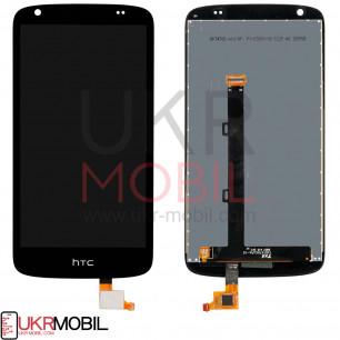 Дисплей HTC Desire 526 с тачскрином, Black
