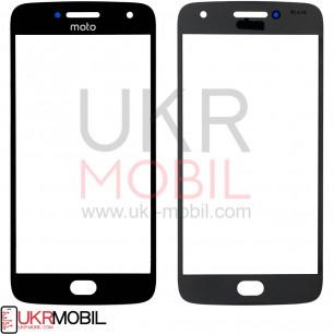 Стекло дисплея Motorola Moto G5 Plus XT1685, Black