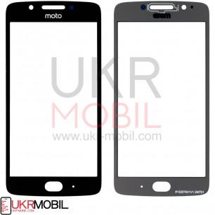 Стекло дисплея Motorola Moto G5 XT1676, Black