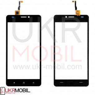 Сенсор (тачскрин) Bravis A503 Joy Dual Sim, Oukitel C3, S-TELL M510, Black
