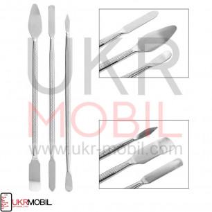 Набор металлических лопаток для разборки корпусов Baku 3 in 1 Spudgers Set