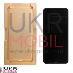 Комплект прес форм для ламинации OCA  (для ламинации в вакуумных машинах) Samsung Galaxy S8 G950 (алюминиево-силиконовый)