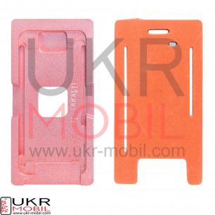 Позиционная форма дисплея при склейке c стеклом + рамкой iPhone 5, 5S (для вакуумных машин)