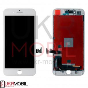 Дисплей Apple iPhone 8 Plus, с тачскрином, High Copy, White