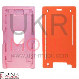 Позиционная форма дисплея при склейке c стеклом + рамкой iPhone 6 Plus, 6S Plus (для вакуумных машин)