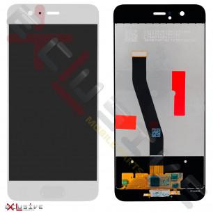Дисплей Huawei P10 (VTR-L09, VTR-L29), с тачскрином, Original PRC, White