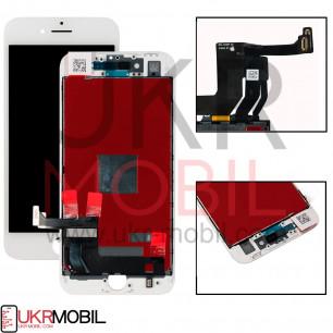 Дисплей Apple iPhone 8, iPhone SE 2020, с тачскрином, Original PRC, White