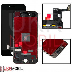 Дисплей Apple iPhone 8, iPhone SE 2020, с тачскрином, Original PRC, Black