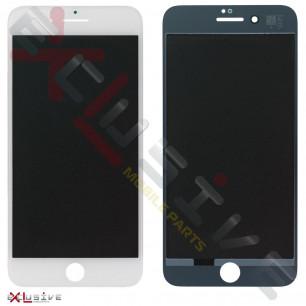 Стекло Apple iPhone 8 Plus, White, Original