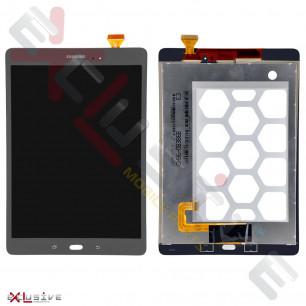 Дисплей Samsung T550 Galaxy Tab A 9.7, T555 Galaxy Tab A 9.7 LTE, с тачскрином, Black