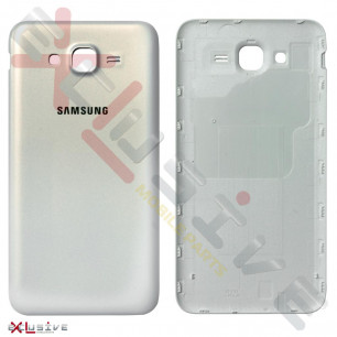 Корпус Samsung J700 Galaxy J7 задняя кришка (high copy) White