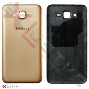 Корпус Samsung J700 Galaxy J7 задняя кришка (high copy) Gold