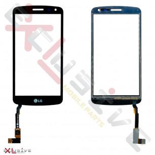 Сенсор (тачскрин) LG X220 K5 Dual Sim, Black