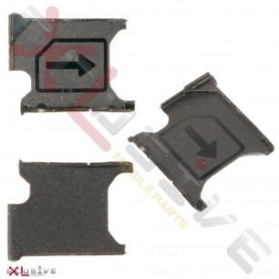 Держатель SIM-карты Sony C6902 L39h Xperia Z1, C6903 Xperia Z1, C6906 Xperia Z1, C6943 Xperia Z1, D5503 Xperia Z1 Compact Mini
