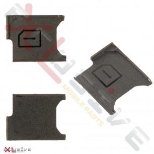 Держатель SIM-карты Sony C6602 L36h Xperia Z, C6603 L36i Xperia Z, C6606 L36a Xperia Z