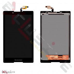 Дисплей Lenovo Tab 3 TB3-850M, TB3-850F, с тачскрином, Black