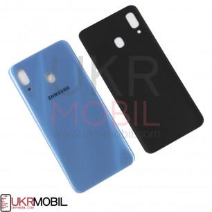 Задняя крышка Samsung A305 Galaxy A30 2019, Original PRC, Blue