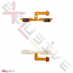 Шлейф Meizu MX4 M461 кнопки регулировки громкости