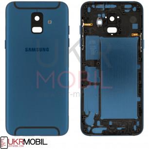 Задняя крышка Samsung A600 Galaxy A6, Original, Blue